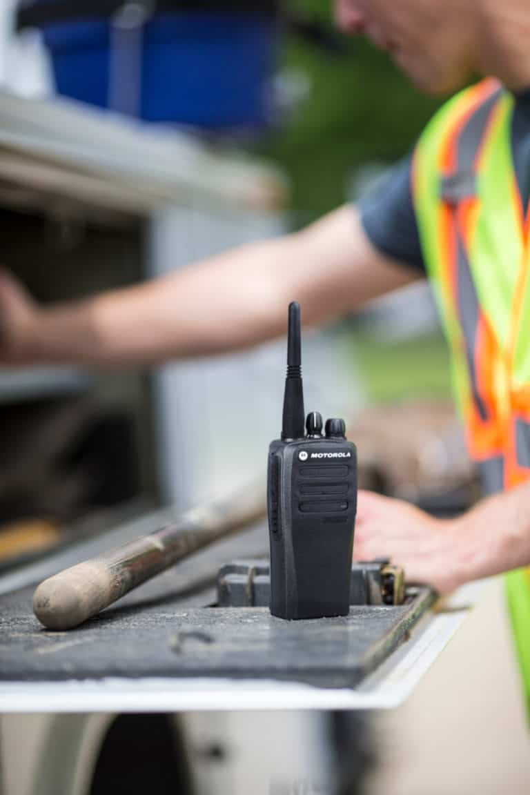 2-way Radios: Why Businesses Still Prefer Them and Why You Should Know What Ingress Protection (IP) Ratings Are Before You Buy One