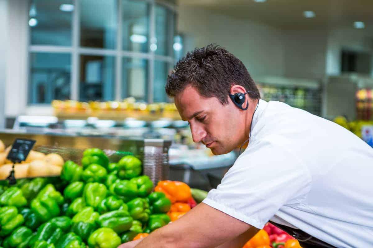 earpiece retail